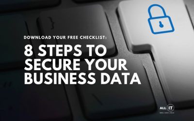 8 Steps to Secure your Business Data